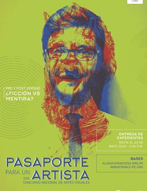 XXII Concurso Pasaporte para un Artista 2019
