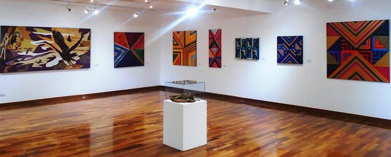 Galería del Centro Cultural El Olivar