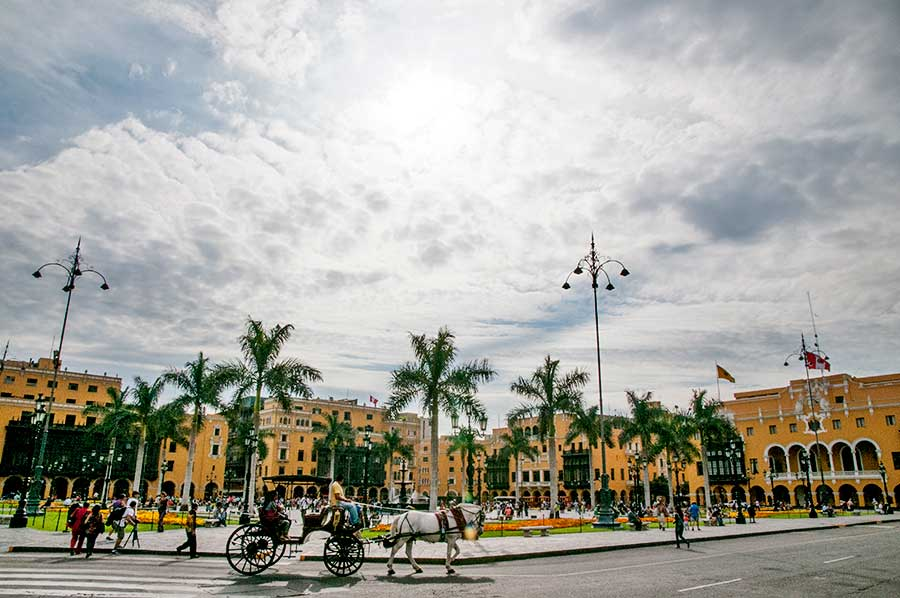 Plaza de Armas En-Lima-Agenda-Cultural