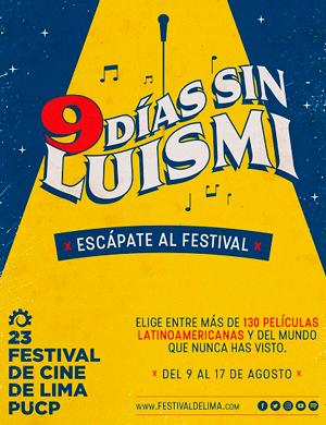 23 Festival de Cine de Lima PUCP