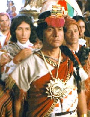 Túpac Amaru, de Federico García