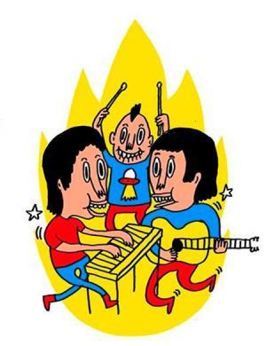 Bandas Inexistentes Records-En-Lima-Agenda-Cultural