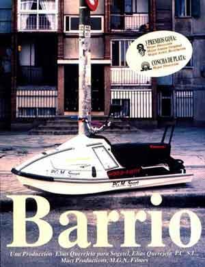 Barrio, de Fernando León de Aranoa