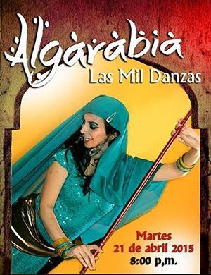 Algarabía - Las mil danzas danza-en-lima agenda-cultural