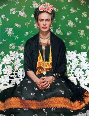 Frida Kahlo: Vestuario y tradición