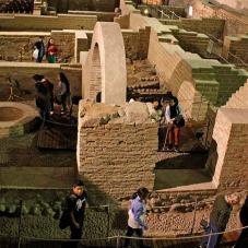 Museo de Sitio Bodega y Quadra. / Foto: Gerencia Cultura Lima